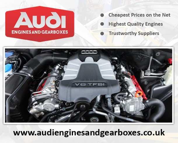 Audi Q7 Engine Price