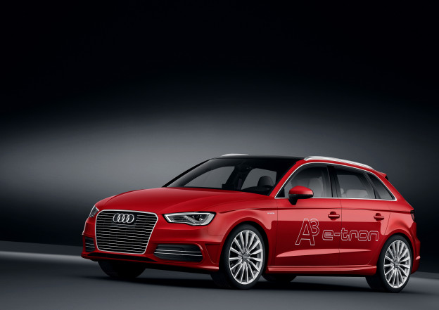 Audi A3 e-tron engine