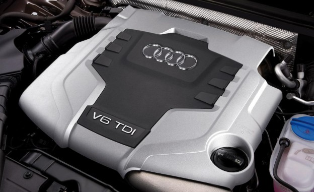 Audi allroad TDI Engine