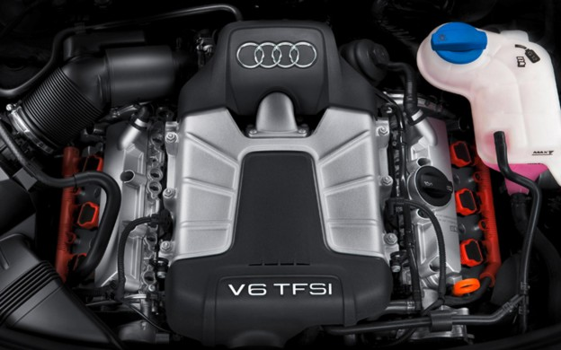 Audi Allroad V6 TFSI engines