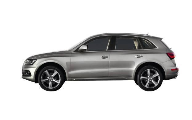 Audi Q5 Engine