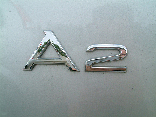 Audi A2 Engine Codes