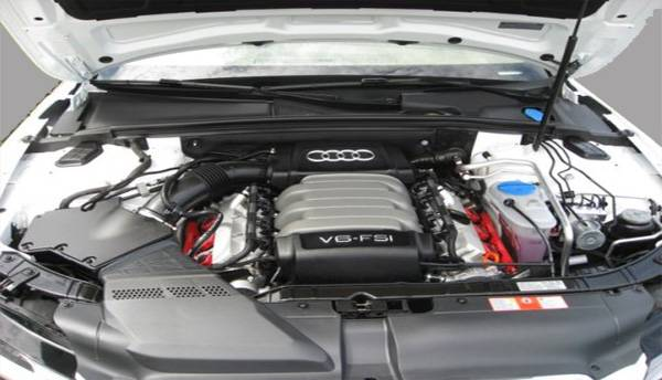 Audi A5 engine codes