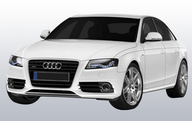 New AudI A4 With Diesel Engine