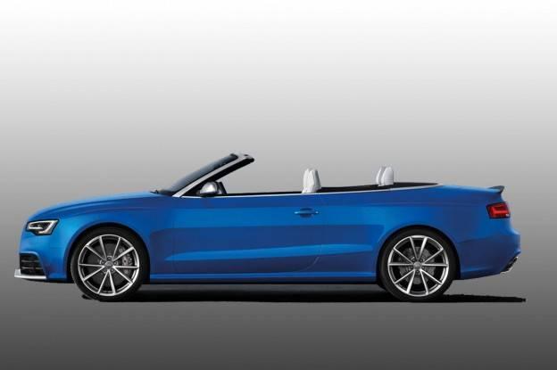 Audi A4 Cabriolet Engine