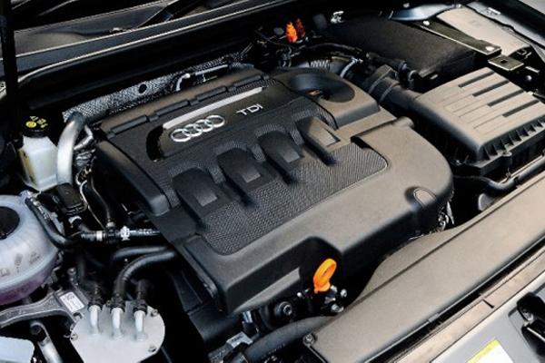 Audi A3 1.6 TDI engine